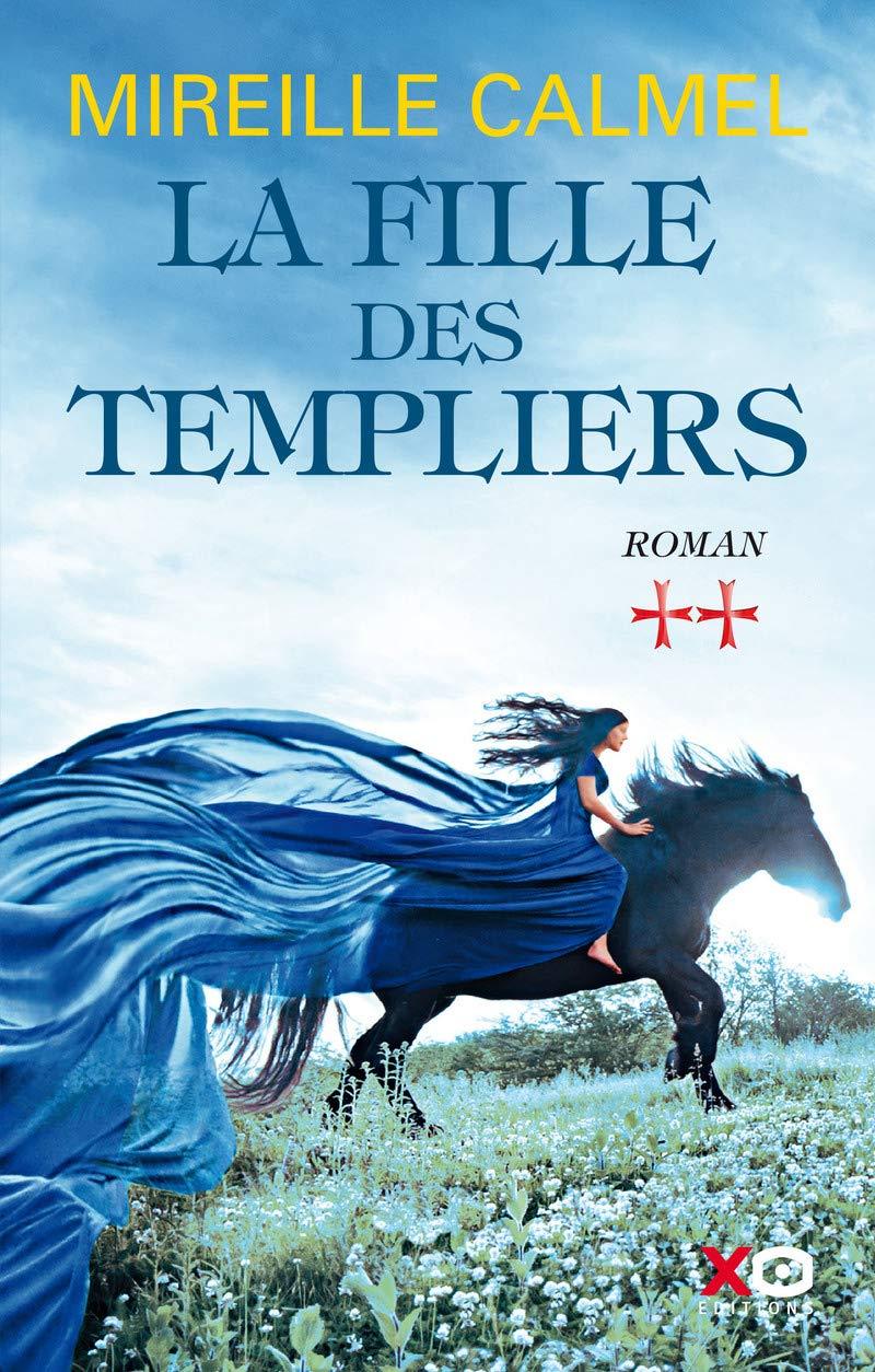 [Calmel, Mireille] La fille des templiers - Tome 2 714vsd10