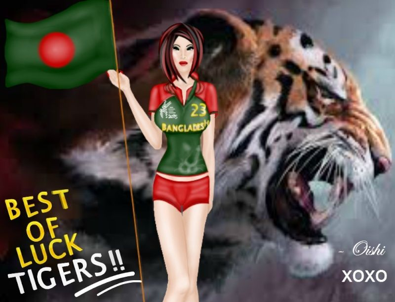 Best of Luck, Tigers! ~  Good_l10