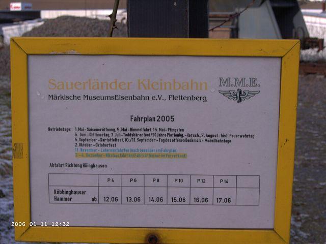 Schmalspurromantik in Herscheid 1210