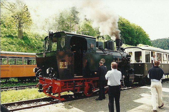 Schmalspurromantik in Herscheid 125