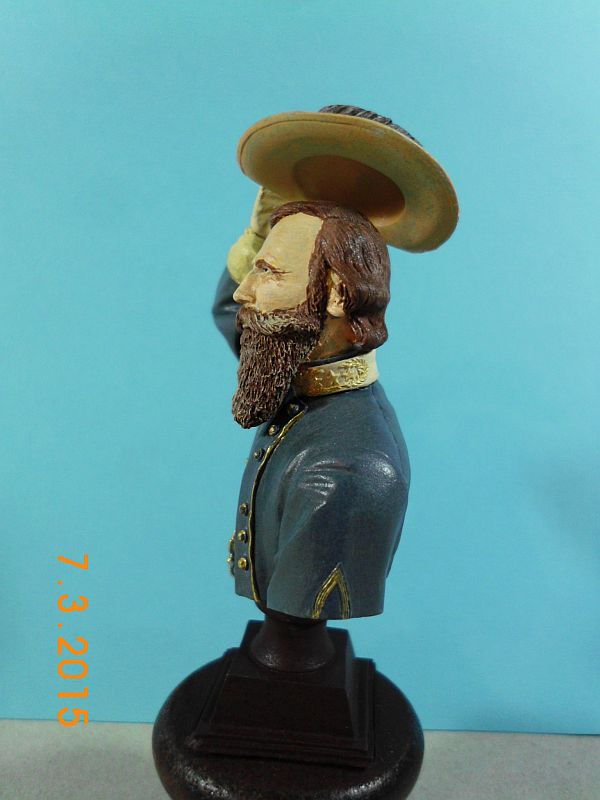 Kirin Artikel 29003 - Büste Jeb Stuart 1/12 - Resin - Galerie 338