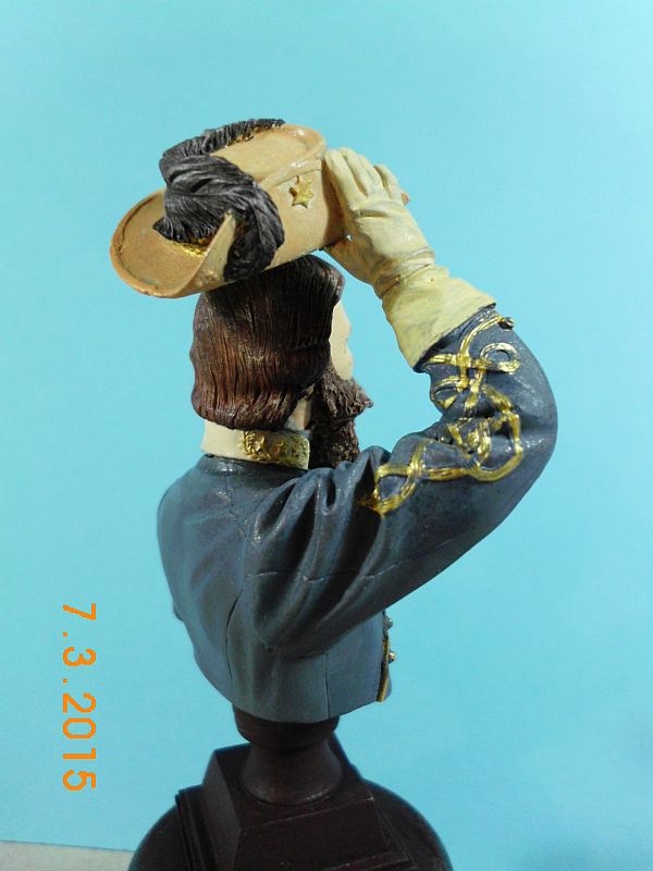 Kirin Artikel 29003 - Büste Jeb Stuart 1/12 - Resin - Galerie 430