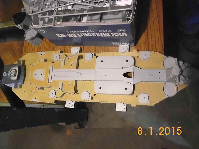 USS Missouri BB-63 / Trumpeter,  1:200 - Seite 2 611