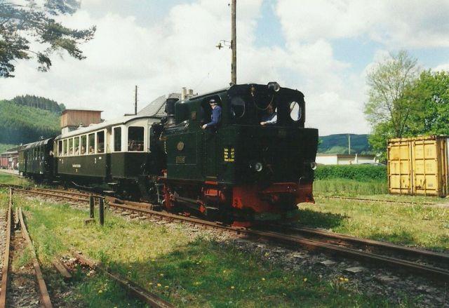 Schmalspurromantik in Herscheid 615