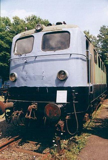 Besuch im Eisenbahnmuseum Dieringhausen 2003 Dierin12