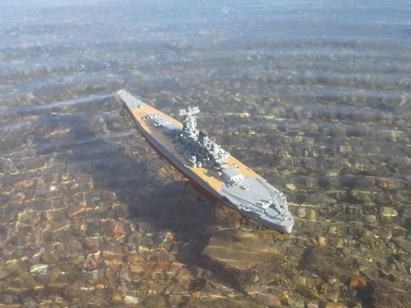 YAMATO 1/200 en Mer - Page 2 Yamato11