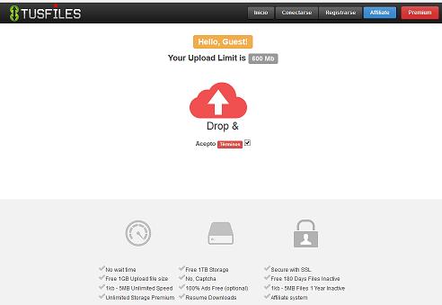 Tusfiles hosting de archivos  Tusfil10