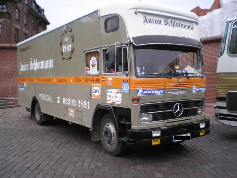 Alte LKW Deutsc19