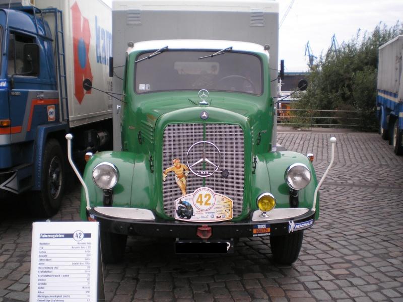 Alte LKW Deutsc35
