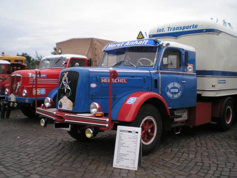 Alte LKW Deutsc40