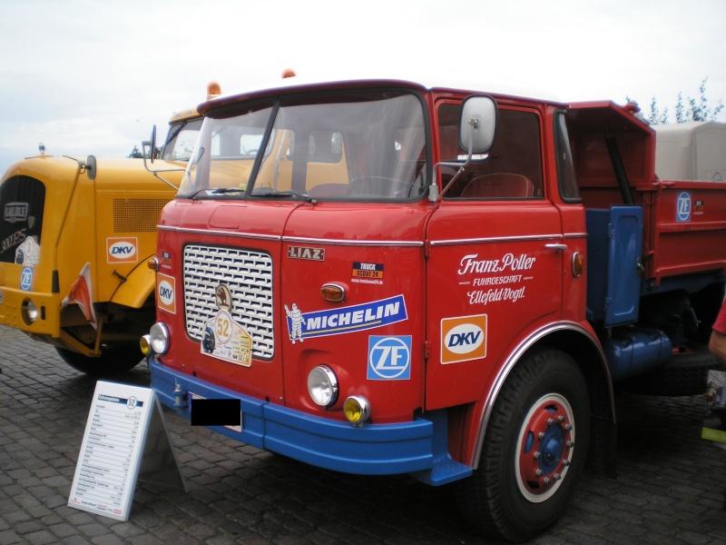 Alte LKW Deutsc45