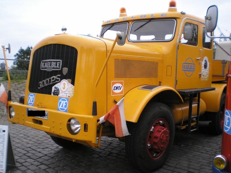 Alte LKW Deutsc46