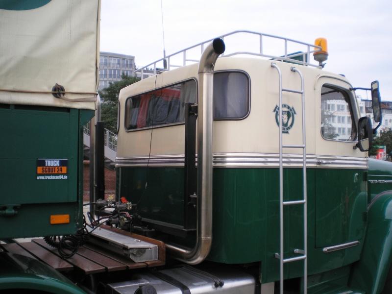 Alte LKW Deutsc51