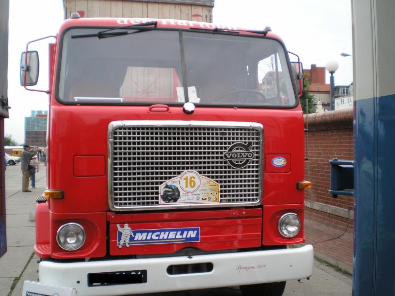 Alte LKW Deutsc56