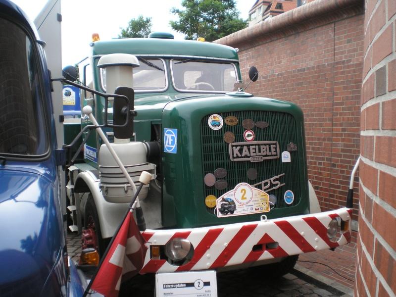 Alte LKW Deutsc57
