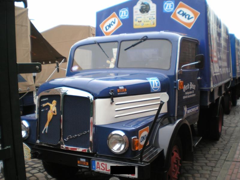 Alte LKW Deutsc58