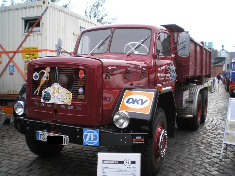 Alte LKW Deutsc60