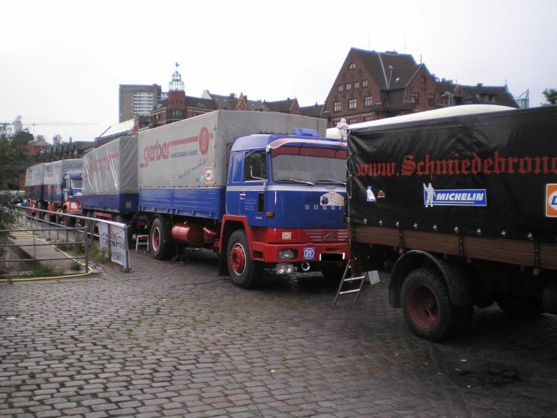 Alte LKW Deutsc61