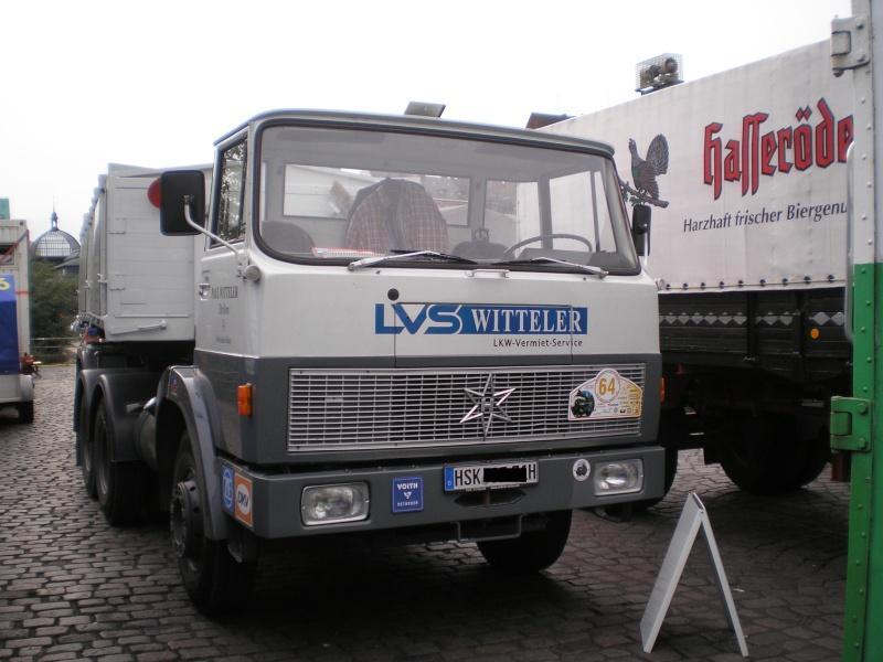 Alte LKW Deutsc63