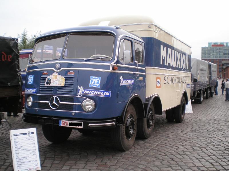 Alte LKW Deutsc64