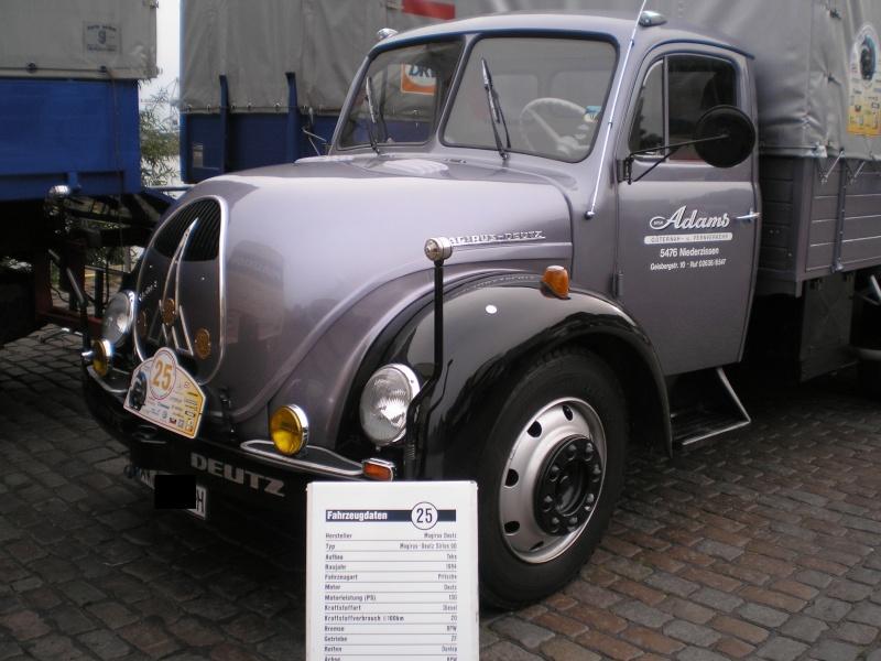 Alte LKW Deutsc65