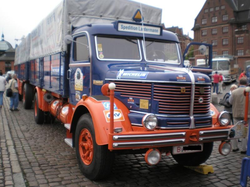 Alte LKW Deutsc66