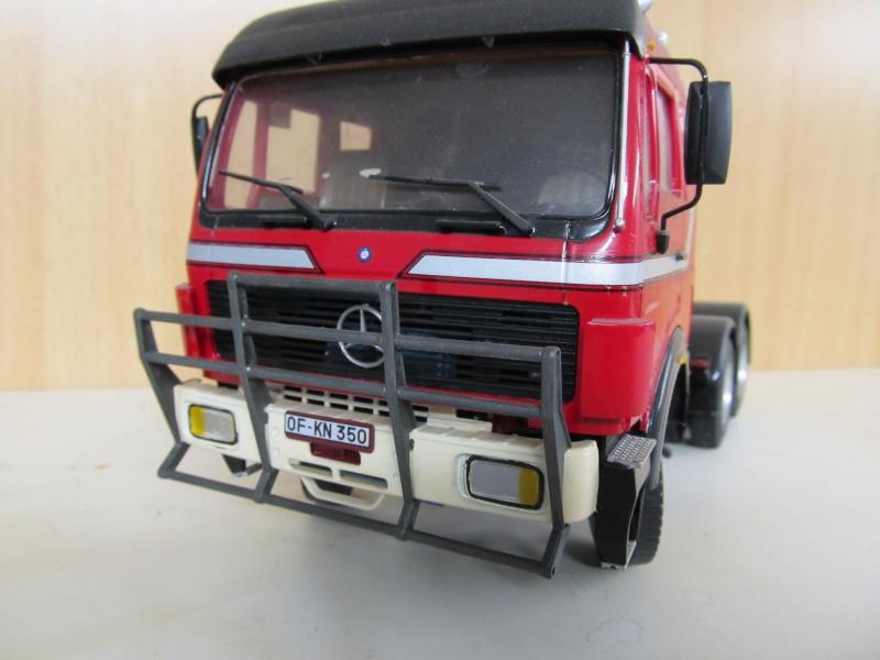 Meine Mercedes-Benz LKW in 1 zu 24 Merced12