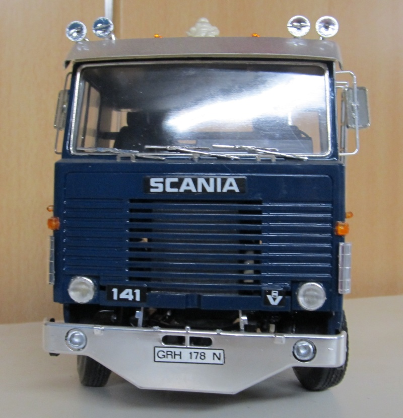 Scania-Modelle in 1 zu 24 Scania12