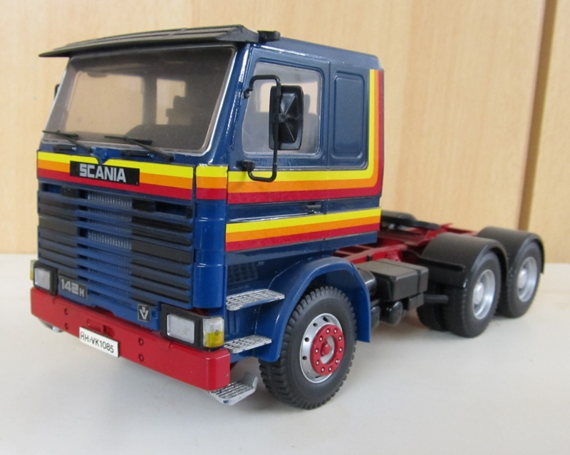 Scania-Modelle in 1 zu 24 Scania16