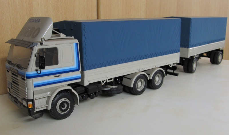 Scania-Modelle in 1 zu 24 Scania20