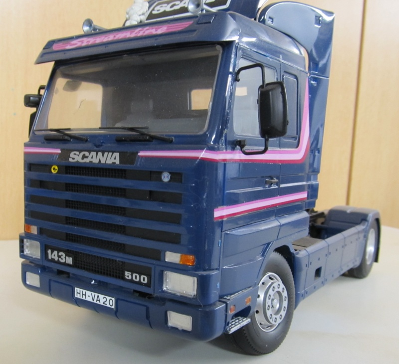 Scania-Modelle in 1 zu 24 Scania22