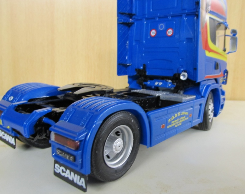 Scania-Modelle in 1 zu 24 Scania31