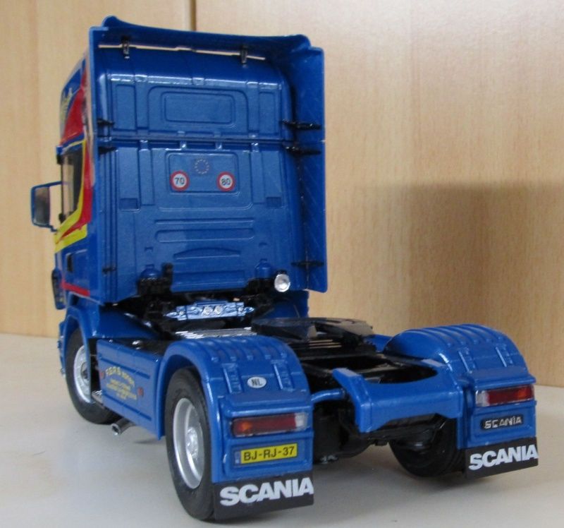 Scania-Modelle in 1 zu 24 Scania34