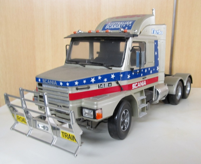 Scania-Modelle in 1 zu 24 Scania40