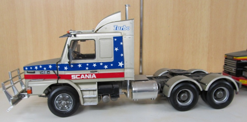 Scania-Modelle in 1 zu 24 Scania41