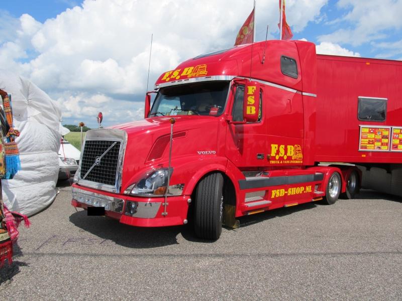 Trucker-Treffen in Dänemark Vandel11