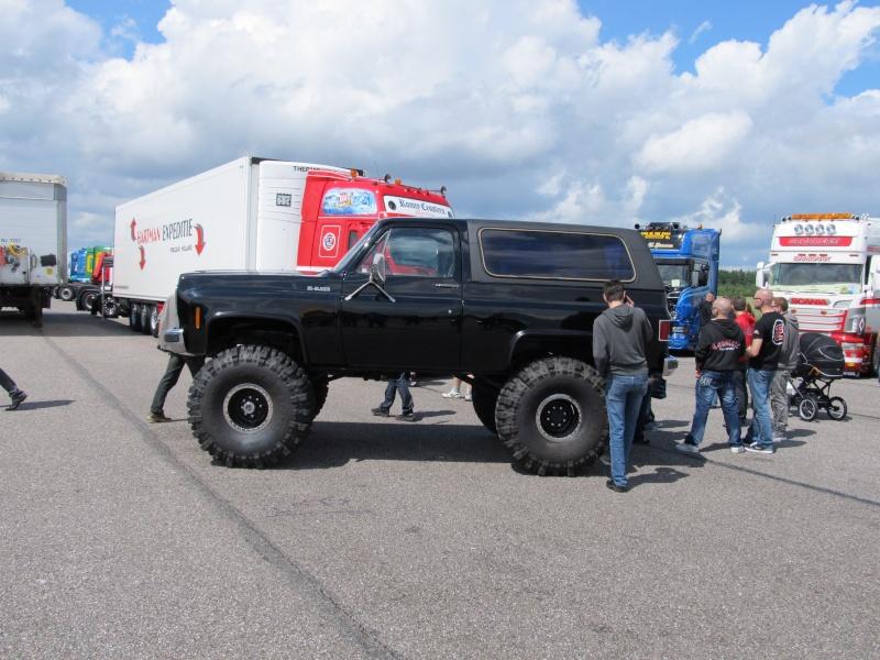 Trucker-Treffen in Dänemark Vandel12