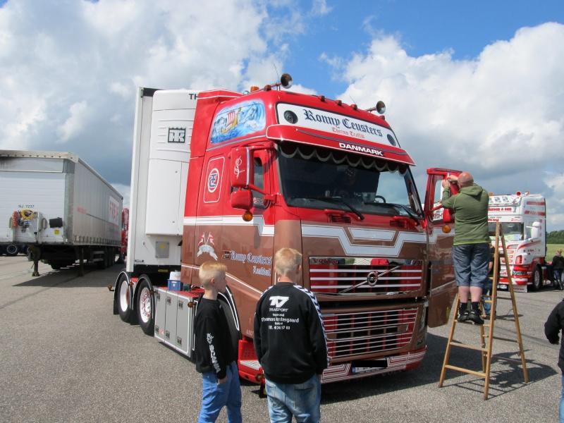 Trucker-Treffen in Dänemark Vandel13