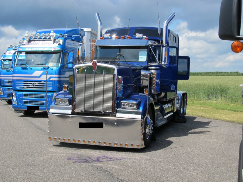 Trucker-Treffen in Dänemark Vandel14