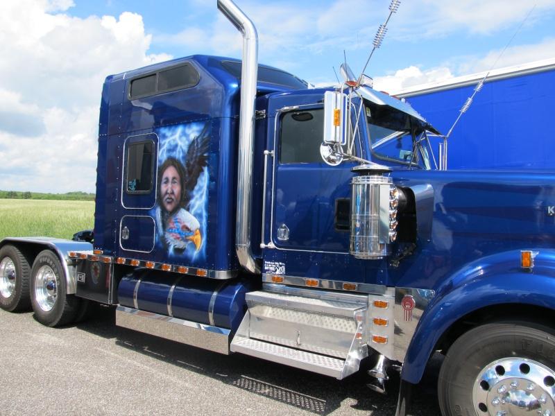 Trucker-Treffen in Dänemark Vandel15