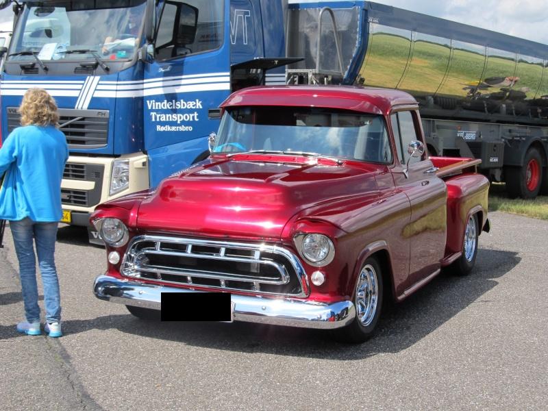 Trucker-Treffen in Dänemark Vandel16
