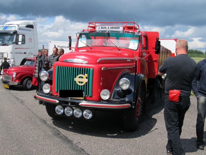 Trucker-Treffen in Dänemark Vandel18