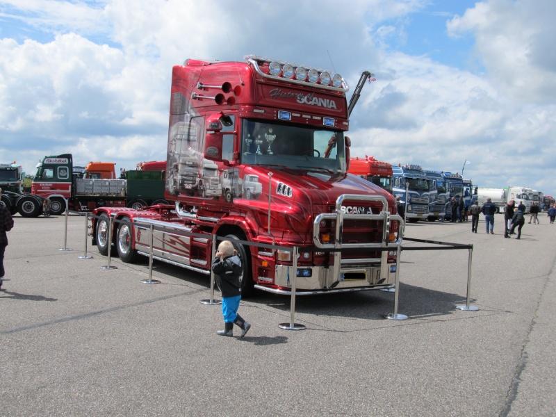 Trucker-Treffen in Dänemark Vandel20