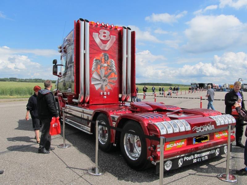 Trucker-Treffen in Dänemark Vandel21