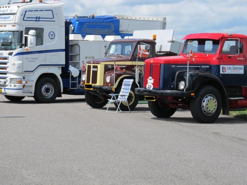 Trucker-Treffen in Dänemark Vandel22