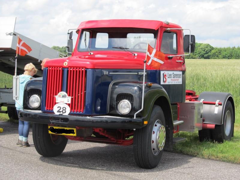 Trucker-Treffen in Dänemark Vandel23
