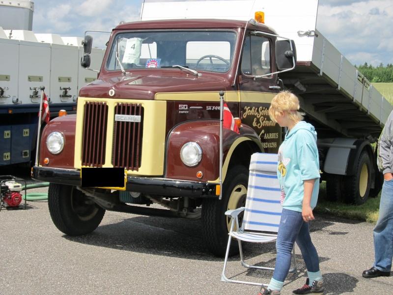 Trucker-Treffen in Dänemark Vandel24