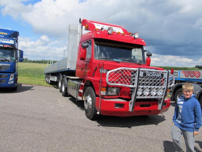 Trucker-Treffen in Dänemark Vandel25
