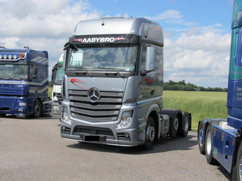 Trucker-Treffen in Dänemark Vandel26