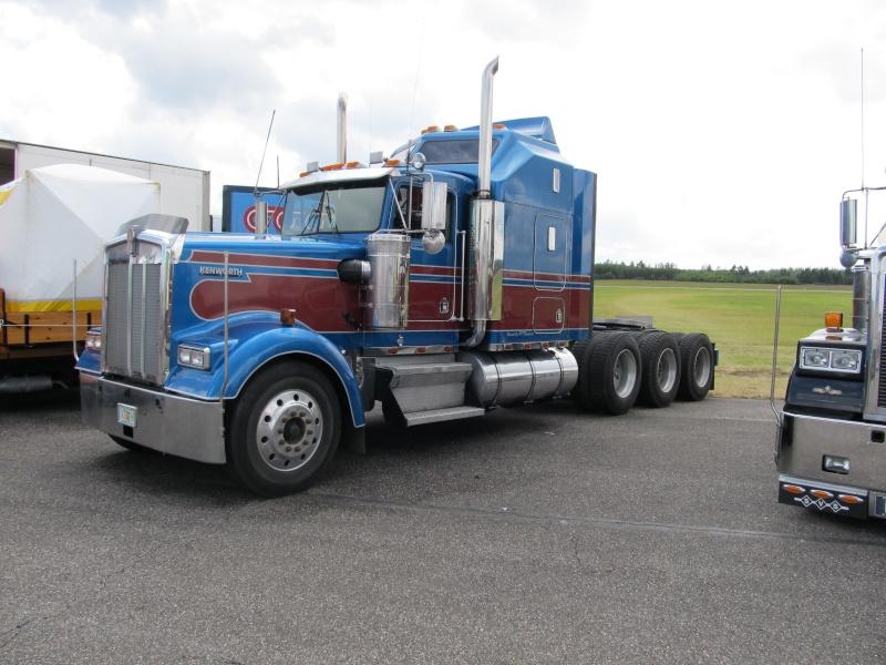 Trucker-Treffen in Dänemark Vandel29